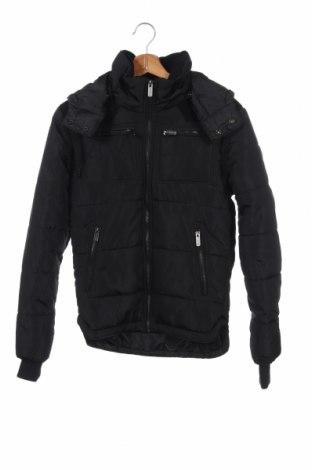 Pánská bunda  Firetrap, Velikost XS, Barva Černá, Polyester, Cena  692,00Kč