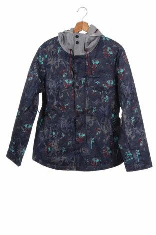 Дамско яке за зимни спортове Oakley, Размер S, Цвят Многоцветен, Полиестер, Цена 141,57лв.