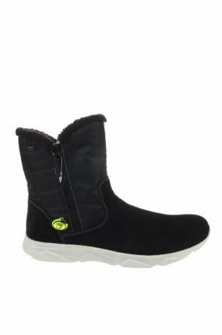 Παπούτσια Lurchi, Μέγεθος 40, Χρώμα Μαύρο, Φυσικό σουέτ, κλωστοϋφαντουργικά προϊόντα, Τιμή 35,24€