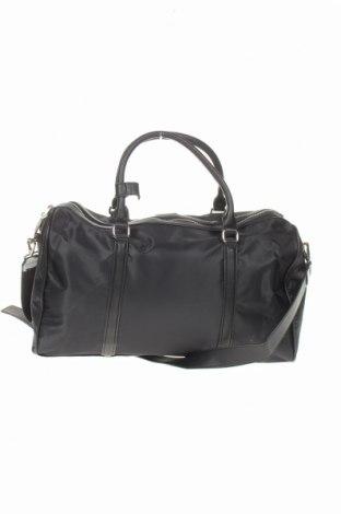 Пътна чанта Paul & Joe Sister, Цвят Черен, Текстил, еко кожа, Цена 69,65лв.