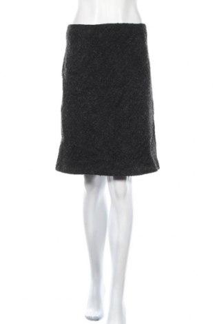 Φούστα Ane Mone, Μέγεθος M, Χρώμα Μαύρο, 45%ακρυλικό, 30% πολυεστέρας, 20% μαλλί, 5% άλλα υλικά, Τιμή 4,72€