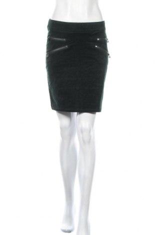 Φούστα Ane Mone, Μέγεθος XS, Χρώμα Πράσινο, 97% βαμβάκι, 3% ελαστάνη, Τιμή 5,91€