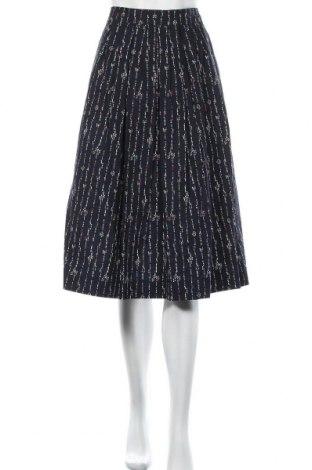 Φούστα Caroll, Μέγεθος L, Χρώμα Μπλέ, Βαμβάκι, Τιμή 26,60€