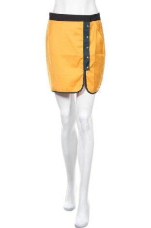 Пола Karl Marc John, Размер S, Цвят Жълт, 65% полиестер, 35% вискоза, Цена 16,64лв.