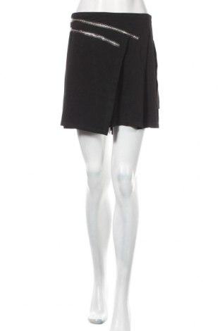 Φούστα La Mode Est A Vous, Μέγεθος XL, Χρώμα Μαύρο, 92% πολυεστέρας, 8% ελαστάνη, Τιμή 20,10€