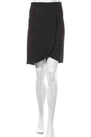 Пола Naoko, Размер XL, Цвят Черен, 60% полиестер, 40% вискоза, Цена 22,42лв.