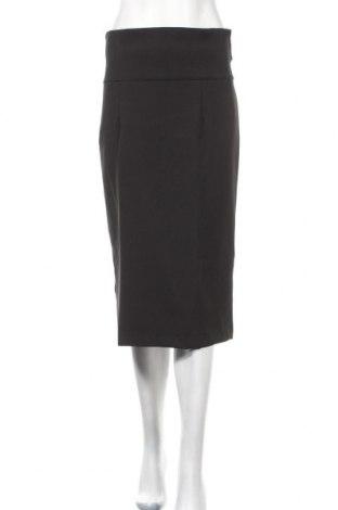 Φούστα Naoko, Μέγεθος M, Χρώμα Μαύρο, 60% πολυεστέρας, 40% βισκόζη, Τιμή 7,92€