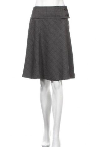 Пола Orsay, Размер S, Цвят Сив, Полиестер, Цена 4,73лв.