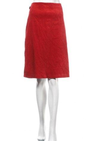 Пола Signal, Размер L, Цвят Червен, 98% памук, 2% еластан, Цена 8,05лв.