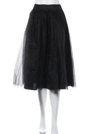 Пола Sinequanone, Размер XL, Цвят Черен, Полиестер, Цена 59,25лв.