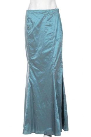 Φούστα Vera Mont, Μέγεθος S, Χρώμα Μπλέ, Πολυεστέρας, Τιμή 54,10€