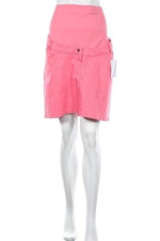Пола за бременни Coline, Размер XXL, Цвят Розов, 95% памук, 5% еластан, Цена 31,05лв.