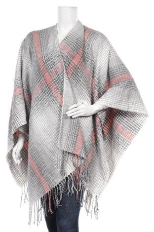 Пончо Gina Benotti, Размер M, Цвят Сив, Акрил, Цена 11,55лв.