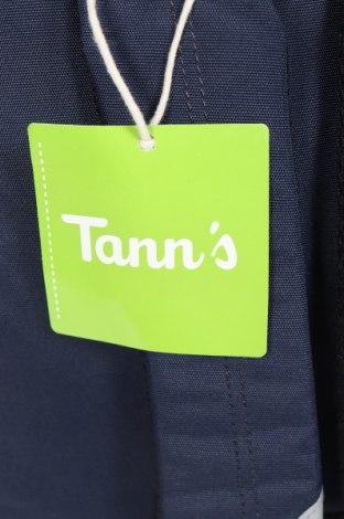 Раница Tann's, Цвят Син, Текстил, Цена 38,27лв.