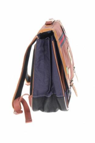 Раница Tann's, Цвят Многоцветен, Текстил, еко кожа, Цена 40,05лв.