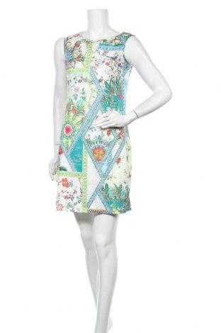 Φόρεμα 101 Idees, Μέγεθος L, Χρώμα Πολύχρωμο, 95% πολυεστέρας, 5% ελαστάνη, Τιμή 20,63€