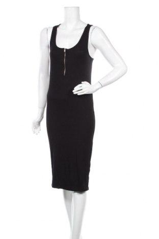 Φόρεμα Alcott, Μέγεθος L, Χρώμα Μαύρο, 95% βισκόζη, 5% ελαστάνη, Τιμή 19,79€