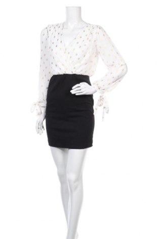 Φόρεμα Alice & Charlotte, Μέγεθος S, Χρώμα Λευκό, 95% πολυεστέρας, 5% ελαστάνη, Τιμή 7,11€