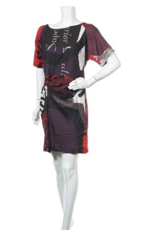Φόρεμα Desigual, Μέγεθος XL, Χρώμα Πολύχρωμο, Βισκόζη, Τιμή 30,81€