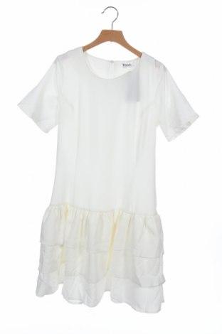 Φόρεμα Foggy, Μέγεθος M, Χρώμα Λευκό, 70% βισκόζη, 30% πολυεστέρας, Τιμή 12,78€