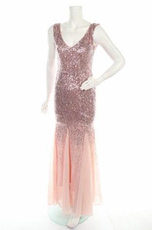 Φόρεμα Goddiva, Μέγεθος M, Χρώμα Ρόζ , Πολυεστέρας, Τιμή 16,62€