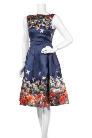 Φόρεμα Iska London, Μέγεθος S, Χρώμα Μπλέ, Πολυεστέρας, Τιμή 25,23€