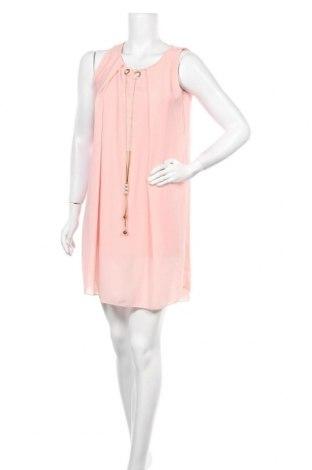 Φόρεμα La Belle Parisienne, Μέγεθος M, Χρώμα Ρόζ , 60% πολυεστέρας, 35% βισκόζη, 5% ελαστάνη, Τιμή 18,35€