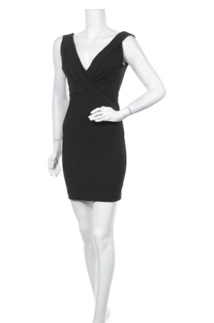 Φόρεμα Made In Italy, Μέγεθος S, Χρώμα Μαύρο, 95% πολυεστέρας, 5% ελαστάνη, Τιμή 8,51€