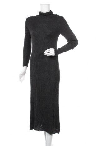 Φόρεμα Mango, Μέγεθος M, Χρώμα Γκρί, 40% πολυαμίδη, 30% βαμβάκι, 30% βισκόζη, Τιμή 11,40€