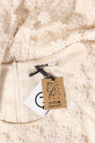 Φόρεμα Molly Bracken, Μέγεθος M, Χρώμα Εκρού, 85% βαμβάκι, 15% πολυαμίδη, Τιμή 16,01€