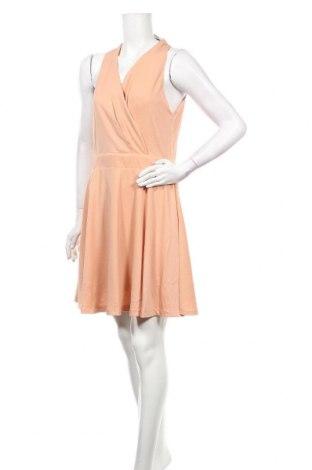Φόρεμα Molly Bracken, Μέγεθος L, Χρώμα  Μπέζ, Πολυεστέρας, Τιμή 26,68€