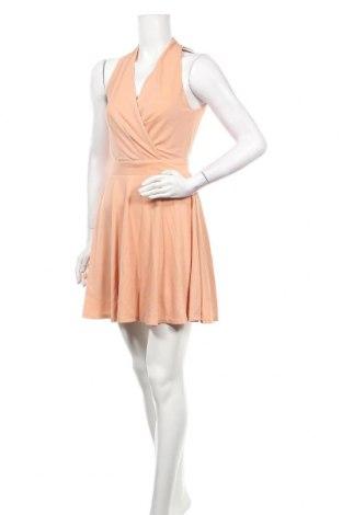 Φόρεμα Molly Bracken, Μέγεθος XS, Χρώμα  Μπέζ, Πολυεστέρας, Τιμή 26,39€