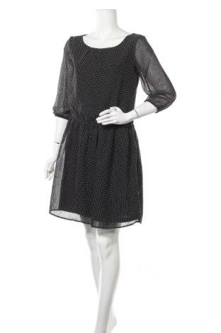 Φόρεμα Motivi, Μέγεθος XS, Χρώμα Μαύρο, Πολυεστέρας, Τιμή 8,14€