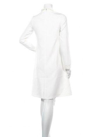 Рокля Naoko, Размер S, Цвят Бял, 60% полиестер, 40% вискоза, Цена 12,16лв.