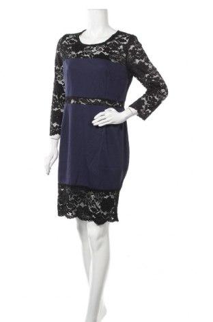 Φόρεμα Naoko, Μέγεθος XL, Χρώμα Μπλέ, 70% βισκόζη, 30% πολυεστέρας, Τιμή 9,18€
