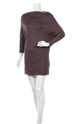 Φόρεμα Naoko, Μέγεθος S, Χρώμα Καφέ, 76% βισκόζη, 20% πολυαμίδη, 4% ελαστάνη, Τιμή 11,38€