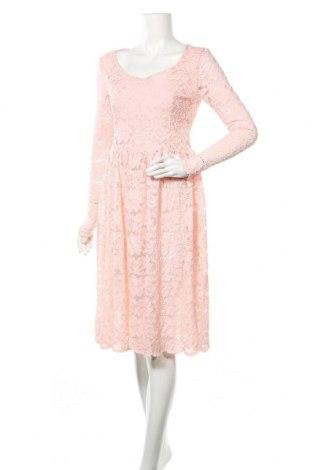 Φόρεμα Naoko, Μέγεθος S, Χρώμα Ρόζ , Πολυεστέρας, Τιμή 14,22€