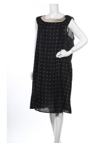 Φόρεμα Nitya, Μέγεθος XL, Χρώμα Μαύρο, Βαμβάκι, Τιμή 25,27€