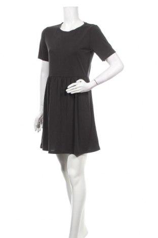 Φόρεμα Pieces, Μέγεθος L, Χρώμα Γκρί, 68% μοντάλ, 32% πολυεστέρας, Τιμή 6,07€