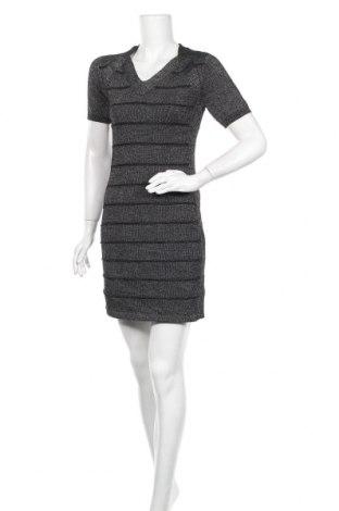 Φόρεμα Rainbow, Μέγεθος S, Χρώμα Μαύρο, 75% πολυακρυλικό, 25% μεταλλικά νήματα, Τιμή 8,19€