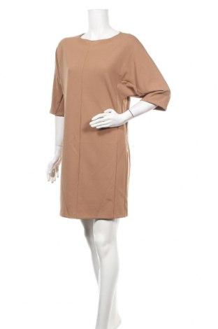 Φόρεμα Rinascimento, Μέγεθος S, Χρώμα  Μπέζ, 95% πολυεστέρας, 5% ελαστάνη, Τιμή 18,85€