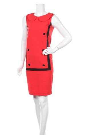 Рокля Rita Koss, Размер S, Цвят Червен, 60% полиестер, 40% вискоза, Цена 15,59лв.