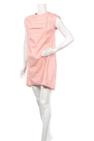 Рокля Rita Koss, Размер XS, Цвят Розов, 65% лен, 30% вискоза, 5% еластан, Цена 26,22лв.