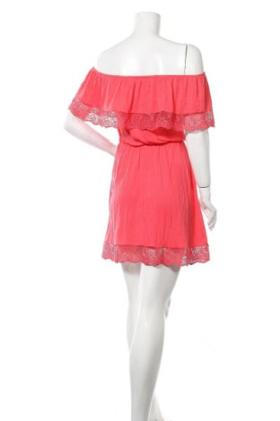 Рокля S.Oliver, Размер XS, Цвят Розов, 95% вискоза, 5% еластан, Цена 64,50лв.