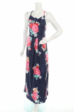 Φόρεμα TINA, Μέγεθος S, Χρώμα Μπλέ, Πολυεστέρας, βαμβάκι, Τιμή 16,29€