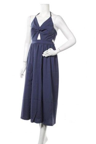 Φόρεμα TINA, Μέγεθος S, Χρώμα Μπλέ, 35% βαμβάκι, 65% πολυεστέρας, Τιμή 14,23€