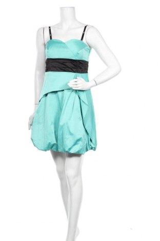 Φόρεμα Vera Mont, Μέγεθος M, Χρώμα Πράσινο, 49% πολυεστέρας, 48% βαμβάκι, 3% ελαστάνη, Τιμή 13,60€