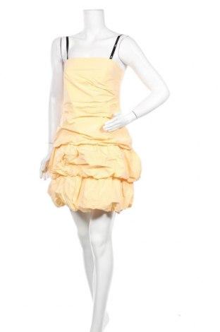 Φόρεμα Vera Mont, Μέγεθος S, Χρώμα Κίτρινο, Πολυεστέρας, Τιμή 54,75€