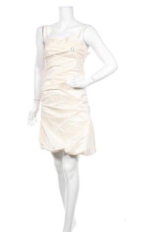 Φόρεμα Vera Mont, Μέγεθος XS, Χρώμα Εκρού, 100% πολυεστέρας, Τιμή 18,29€