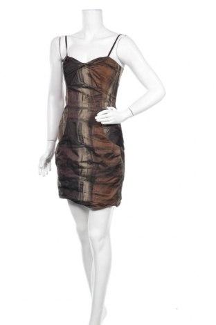 Φόρεμα Vera Mont, Μέγεθος XS, Χρώμα Καφέ, 100% πολυεστέρας, Τιμή 18,50€